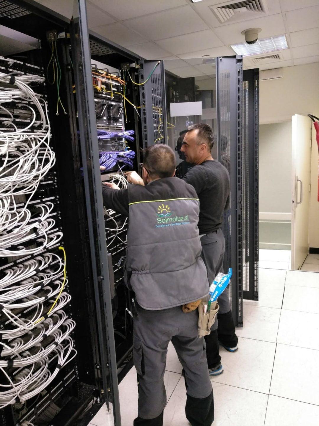 Cambio informática Banco EVO